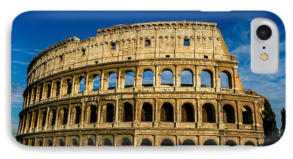 Colosseo Roma IPhone Case