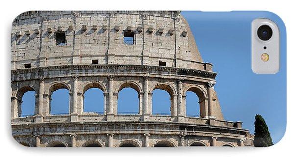Colosseum Or Coliseum IPhone Case