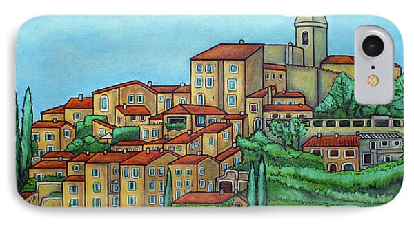 Colours Of Crillon-le-brave, Provence Phone Case by Lisa Lorenz