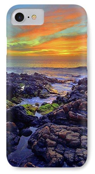 Colours Of Molokai IPhone Case by Tara Turner