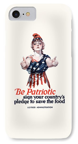 Columbia Invites You To Save Food Phone Case by War Is Hell Store