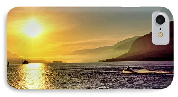 Columbia River 001 IPhone Case by Scott McAllister