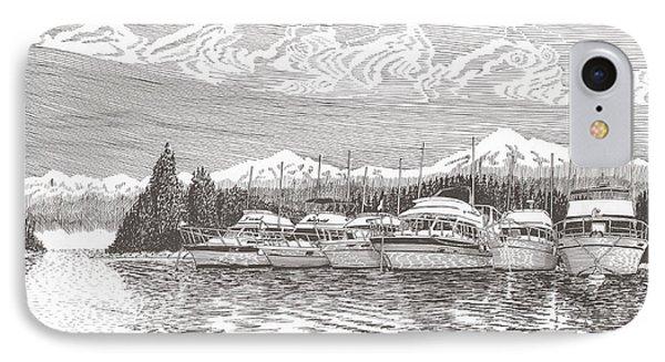 Columbia River Raft Up Phone Case by Jack Pumphrey