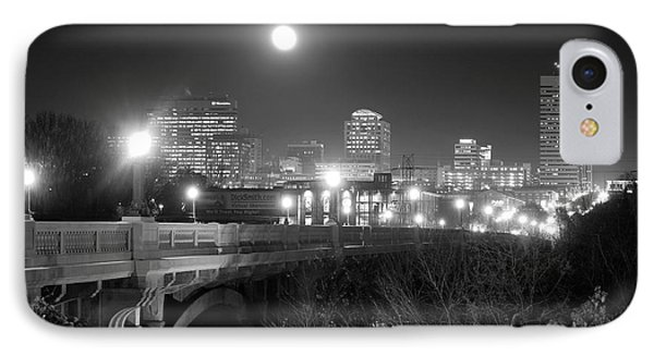 Columbia Skyline At Night IPhone Case