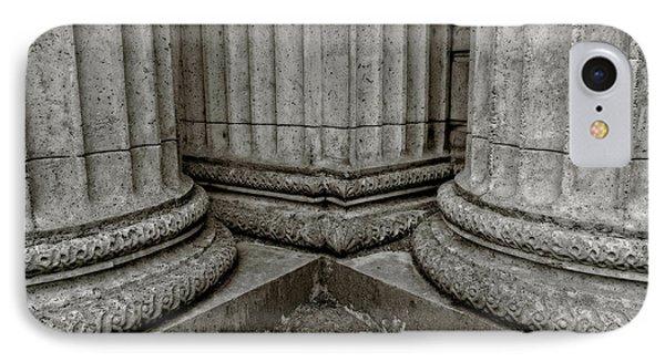 Columns #1 IPhone Case