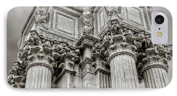 Columns #2 IPhone Case
