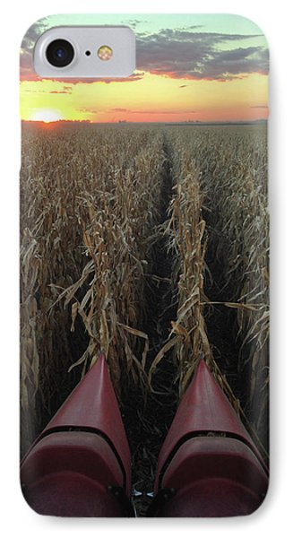 Combine Sunset V IPhone Case