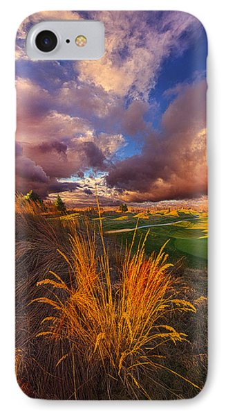 Come Dance With The West Wind IPhone Case by Phil Koch