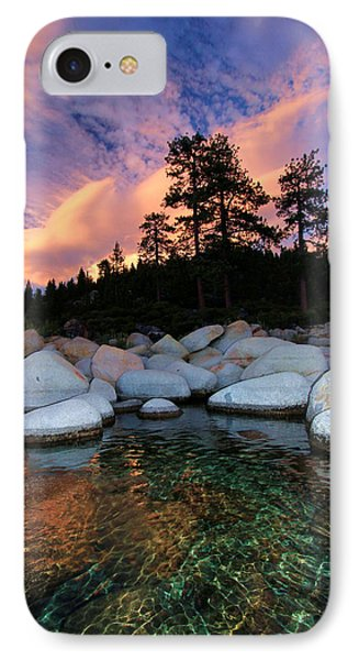 Come Into My World IPhone Case by Sean Sarsfield