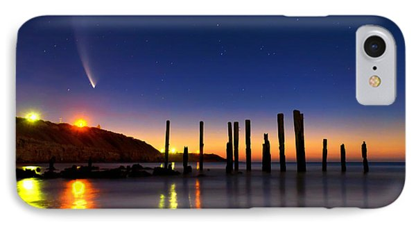 Comet Mcnaughts IPhone Case