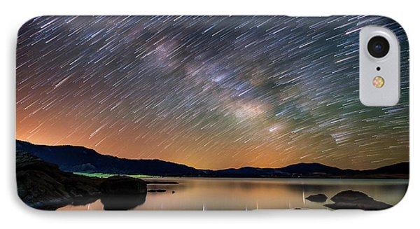 Comet Storm - Colorado IPhone Case