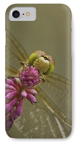 Common Darter Dragonfly Phone Case by Andy Astbury