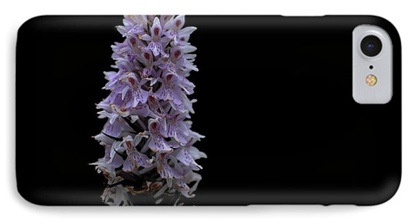 Common Spotted Orchid IPhone Case by Keith Elliott