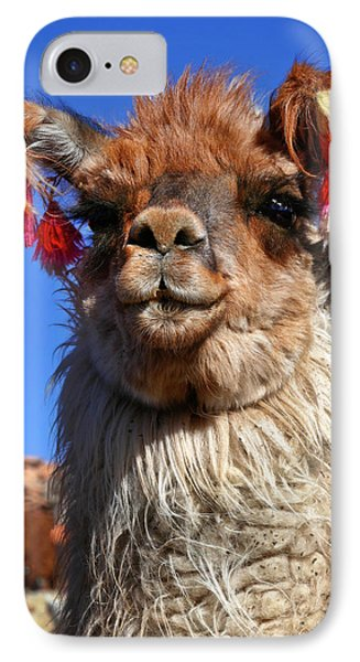 IPhone Case featuring the photograph Como Se Llama by Skip Hunt