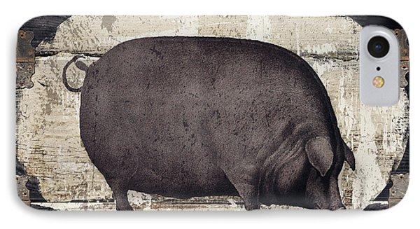Compagne II Pig Farm IPhone Case