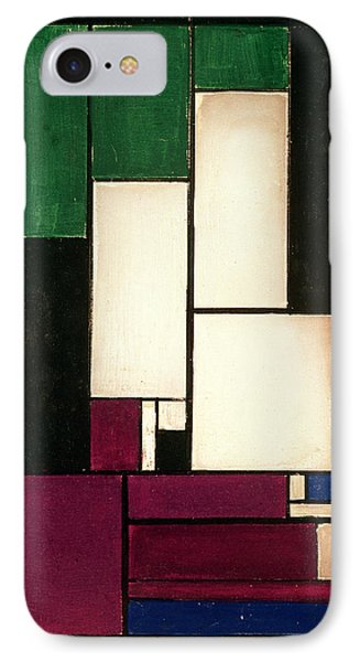 Composition Phone Case by Theo van Doesburg