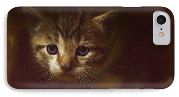 Concentration IPhone Case by Kathy Russell