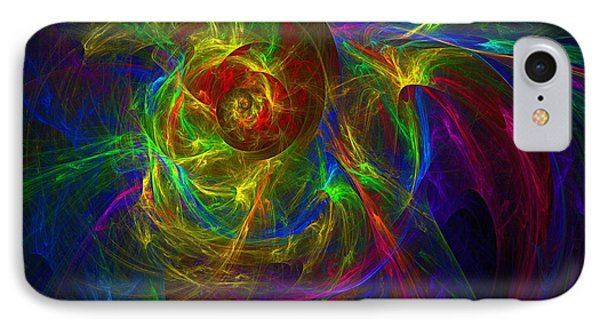 Conceptual Alchemy IPhone Case by Lyle Hatch