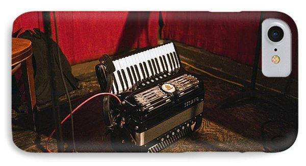 Concertina On The Floor Phone Case by Eddy Joaquim