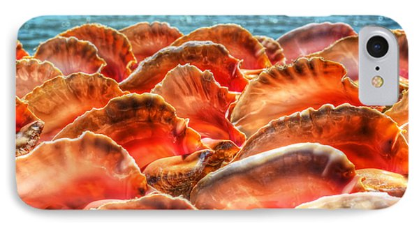 Conch Parade IPhone Case