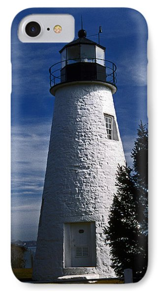 Concord Point Lighthouse Md IPhone Case