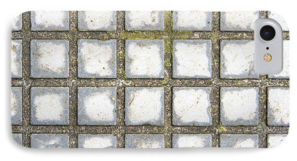 Concrete Background IPhone Case