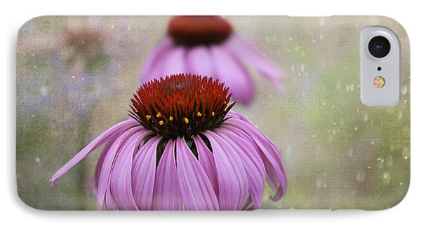 Coneflower Dream IPhone Case by Nina Silver