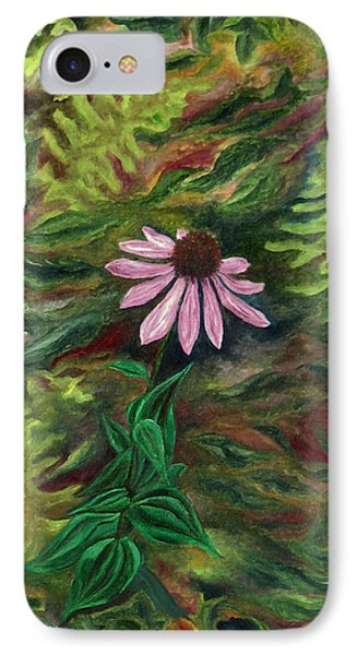 Coneflower IPhone Case by FT McKinstry