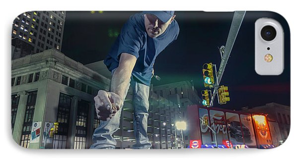 IPhone Case featuring the photograph Coney Anyone? by Nicholas Grunas