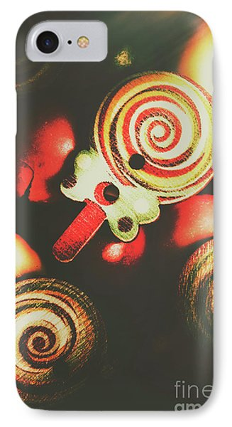 Confection Nostalgia IPhone Case by Jorgo Photography - Wall Art Gallery