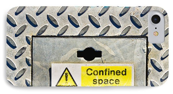 Confined Space IPhone Case by Tom Gowanlock