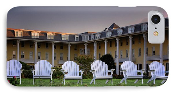 Congress Hall IPhone Case