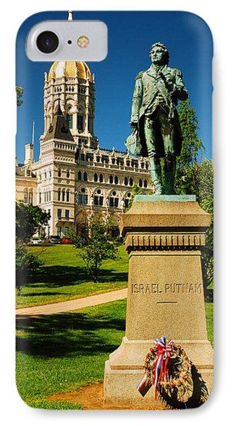 Connecticut State Capitol IPhone Case