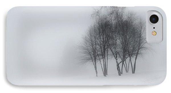 Connecticut Winter Dream IPhone Case
