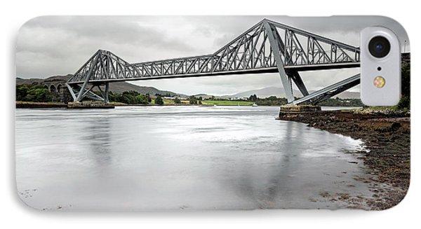 Connel Bridge IPhone Case by Grant Glendinning