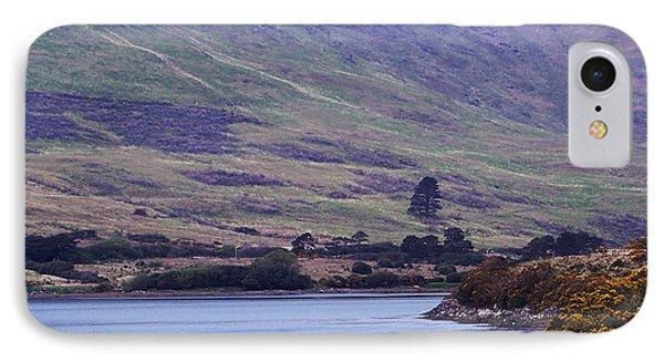 Connemara Leenane Ireland Phone Case by Teresa Mucha