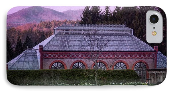 Conservatory At Biltmore Estate Phone Case by Doug Sturgess