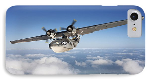 Consolidated Pby Catalina Phone Case by Larry McManus