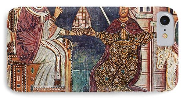 Constantine I (c280-337) Phone Case by Granger
