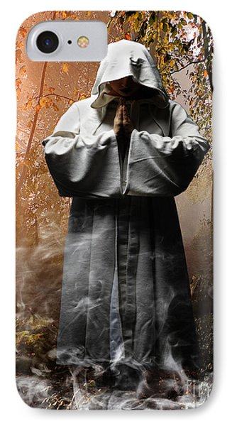 Contemplation IPhone Case by Nichola Denny