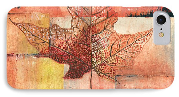 Contemporary Leaf 2 IPhone Case