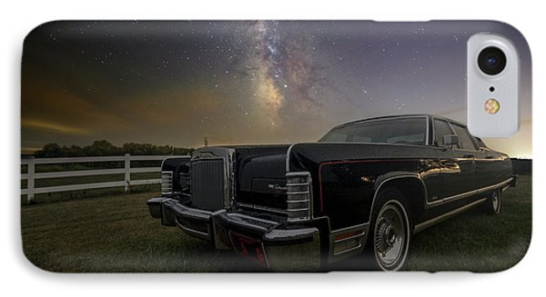 IPhone Case featuring the photograph Continental  by Aaron J Groen