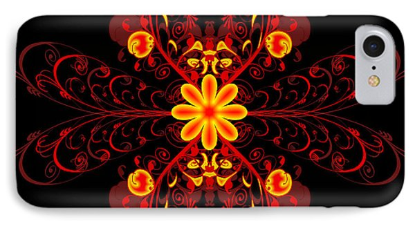 Continental Abstract Phone Case by Svetlana Sewell