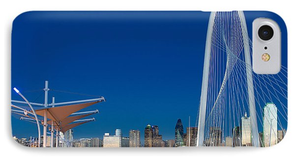 Continental Bridge Park 012615 IPhone Case by Rospotte Photography