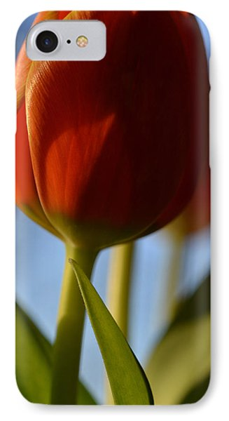 Contrast IPhone Case by Corinne Rhode