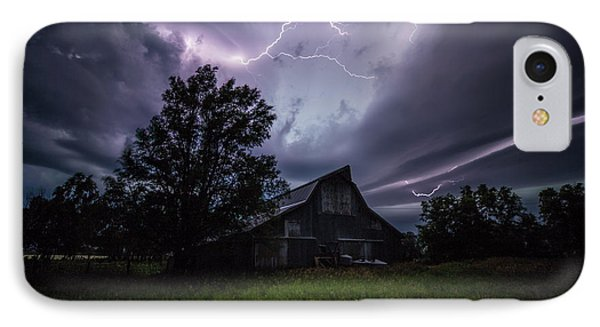 IPhone Case featuring the photograph Convergence  by Aaron J Groen