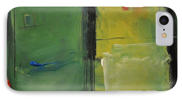 Conversation With Rothko Phone Case by Tim Nyberg
