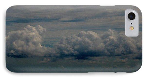 Cool Clouds IPhone Case