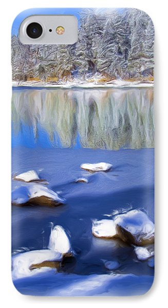 Cool Impression Phone Case by Chris Brannen