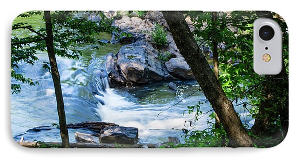 Cool Mountain Stream IPhone Case